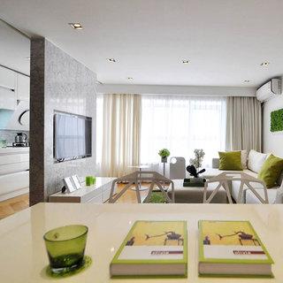 簡約客廳設計效果圖