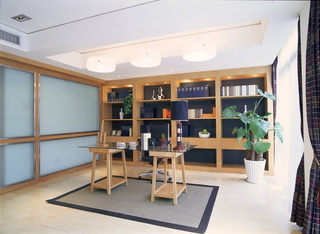 美式风格别墅100平米设计图纸