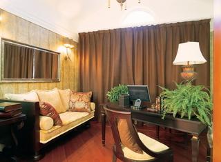 美式风格别墅100平米设计图