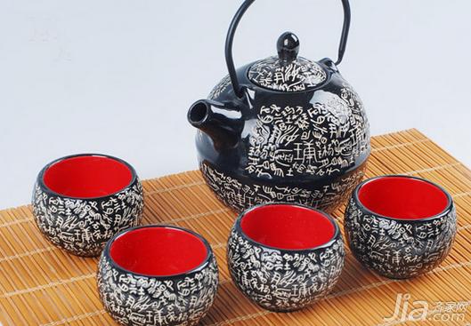 功夫茶茶具名称图片
