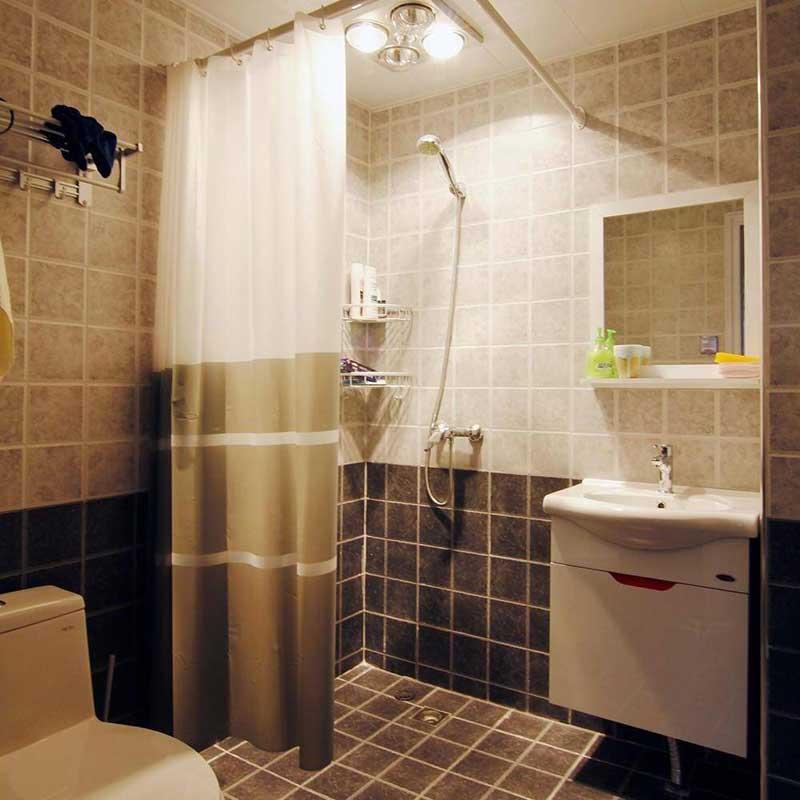 简约卫生间设计效果图