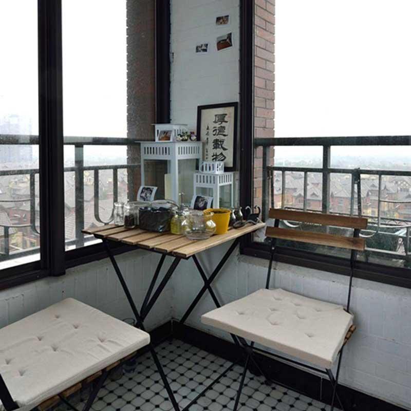 美式清新阳台设计图片
