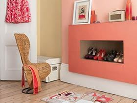给家添一点粉色 13图打造可爱空间