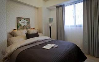 美式清新卧室设计图片
