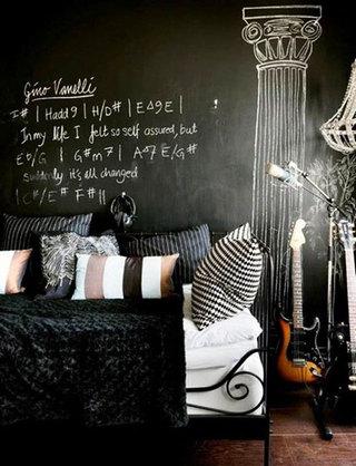 温馨艺术卧室空间