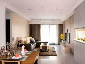 简约宜家风 很温馨的三居室装修