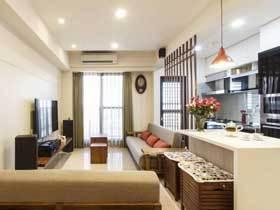 70平温馨日式 二居设计超级紧凑