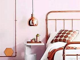 光影艺术的惊世传奇 11个红铜灯具设计