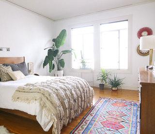创意卧室绿植设计