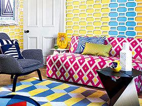 家的色彩美学 10个色彩混搭新方案