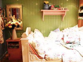 缤纷色彩中入眠 10个卧室装修推荐