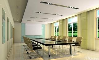 大会议室装修设计效果图