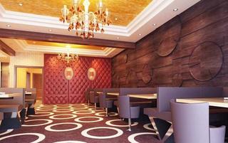 五星级酒店餐厅装修设计效果图