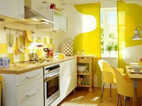 香满厨房 12款黄色厨房设计