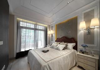 私人会所卧室装修效果图