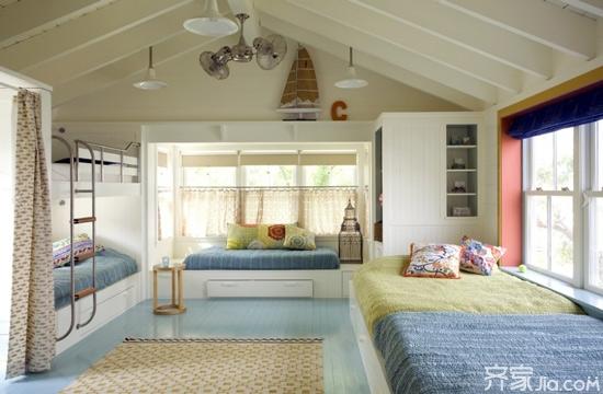 避开儿童房风水禁忌 打造一个安全、健康的卧室