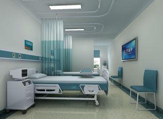医院装修病房效果图片欣赏