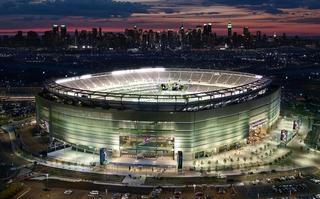 纽约体育馆图片