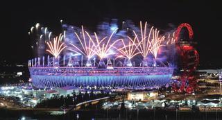 伦敦奥运会体育馆设计