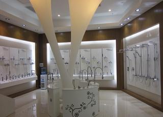 卫浴展厅装修图