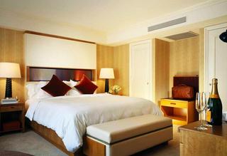 现代宾馆房间设计装饰效果图片欣赏