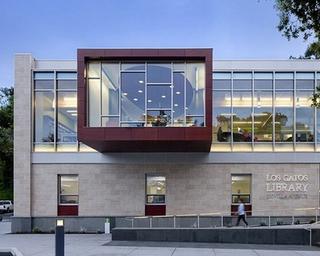 圖書館設計窗戶效果圖欣賞