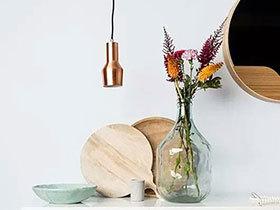 感受材质之美 11个红铜灯具设计