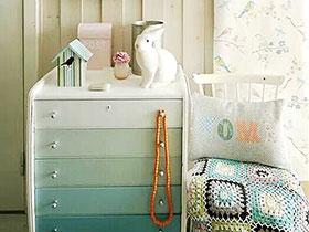 13款渐变色家具 为空间注入新鲜感