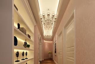 美容院装饰吊顶室内效果图