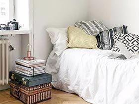 何必花钱买 11个旧物改造变身床头柜