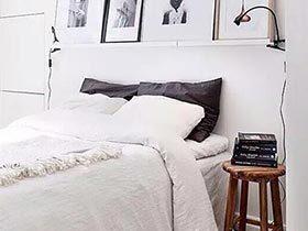 11个卧室DIY床头柜 就要与众不同