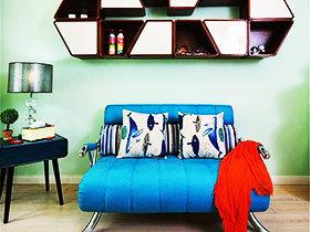 宜家风两居室装修  原来生活如此简单