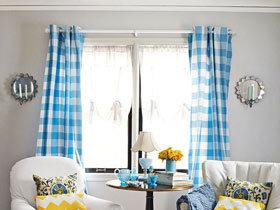 优化空间气氛 14款窗帘完美装饰