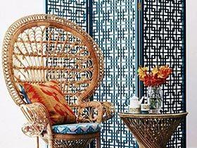 11个摩洛哥风情屏风 隔出别样异域美