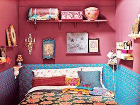 当收纳变成一种装饰 14个卧室收纳经验分享