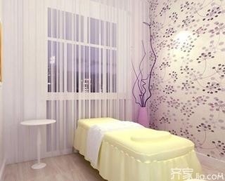 美容院护理区室内设计图片