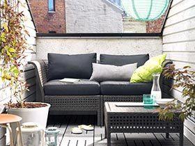 圆你一个田园梦 11个舒适自然阳台布置