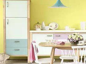 家庭主妇的甜美梦想 11个可爱厨房设计