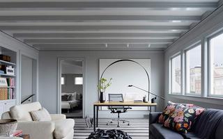 简约风格别墅会客厅设计