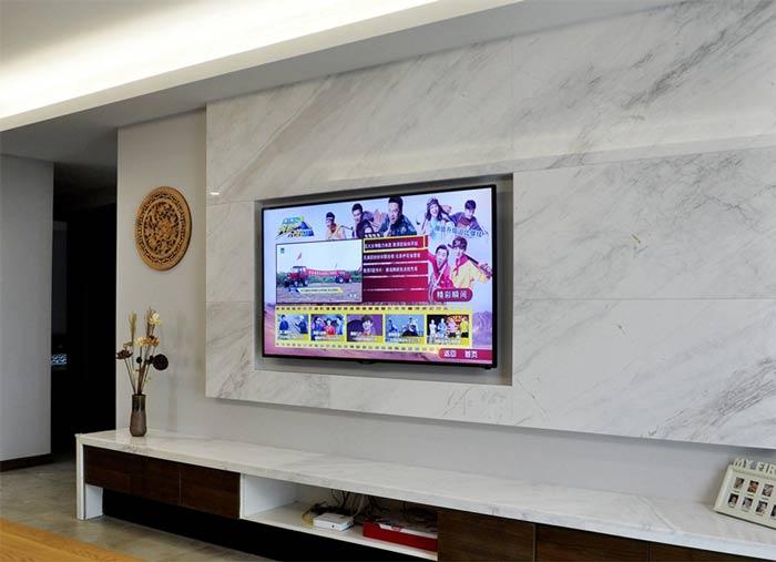 电视背景墙装修效果图