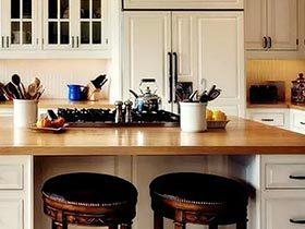 古朴混搭时尚 10个木质吧台设计效果图