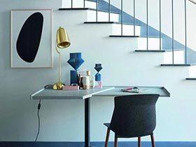 书桌也要私人订制 11个私定小书桌设计图