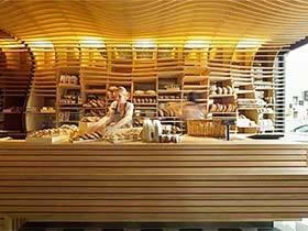 面包店装修效果图