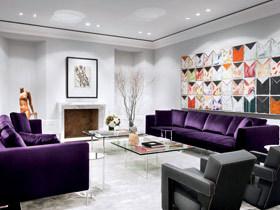 富有艺术气息的别墅装修  特别的视觉感总有过人之处