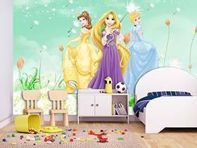 家庭迪士尼  11个儿童房装修效果图