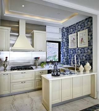 厨房实景图