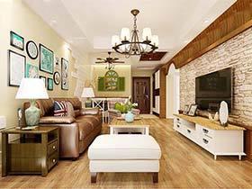 80平两居室装修效果图  梦幻的童话