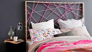 卧室缺你不可  10款床头柜装饰图片