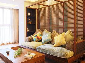 东南亚风格让人着迷  原木色清新脱俗