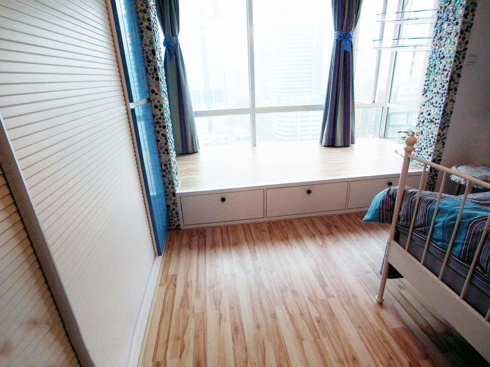 卧室收纳装修装饰效果图